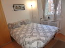 Studio flat in Claverton Street, London...