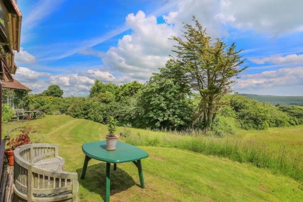 Garden & Views