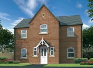 new home in Navigation Lane Caistor...