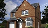 4 bed new property for sale in Navigation Lane Caistor...