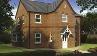 4 bedroom new home in Navigation Lane Caistor...