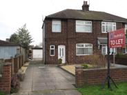 semi detached property in Middlewich Street, Crewe...
