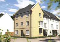 new home in Rivers Reach, Frome, BA11