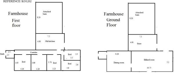 Ground & First Floor