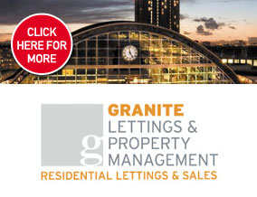 Get brand editions for Granite Lettings & Property Management - Residential Lettings & Sales, Northern Quarter