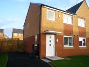 semi detached home to rent in Chassen Close, Beswick...