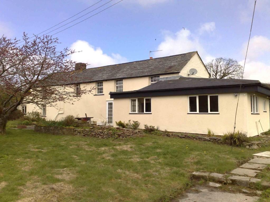 5 Bedroom Farm House For Sale In Ford Mill Farm Woolsery Bideford Devon Ex39