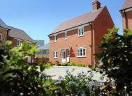 new home for sale in Park Road, Faringdon, SN7