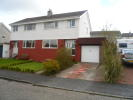 semi detached house in Speirs Road, Lochwinnoch...