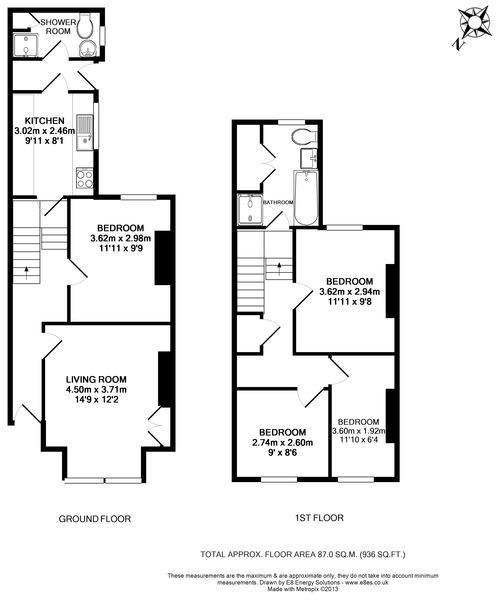 floor plan updated