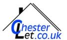 Chester Let, Chester branch logo