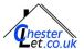 Chester Let, Chester logo