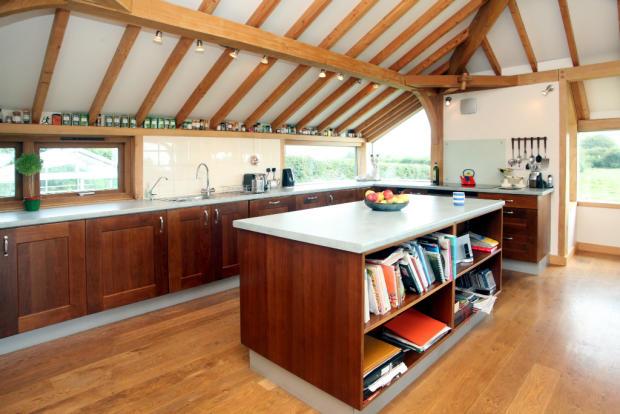 Day room - Kitchen