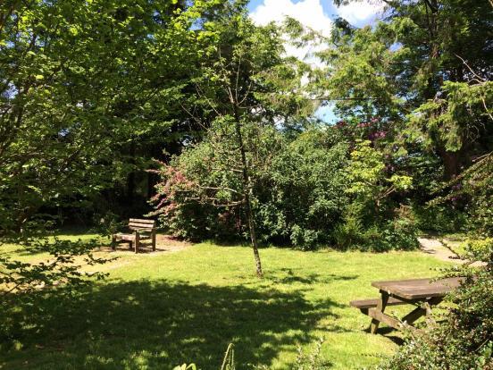 1/2 acre garden