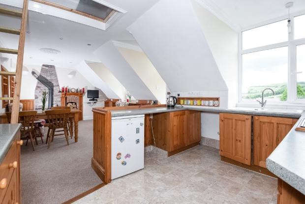 Kitchen -Living room