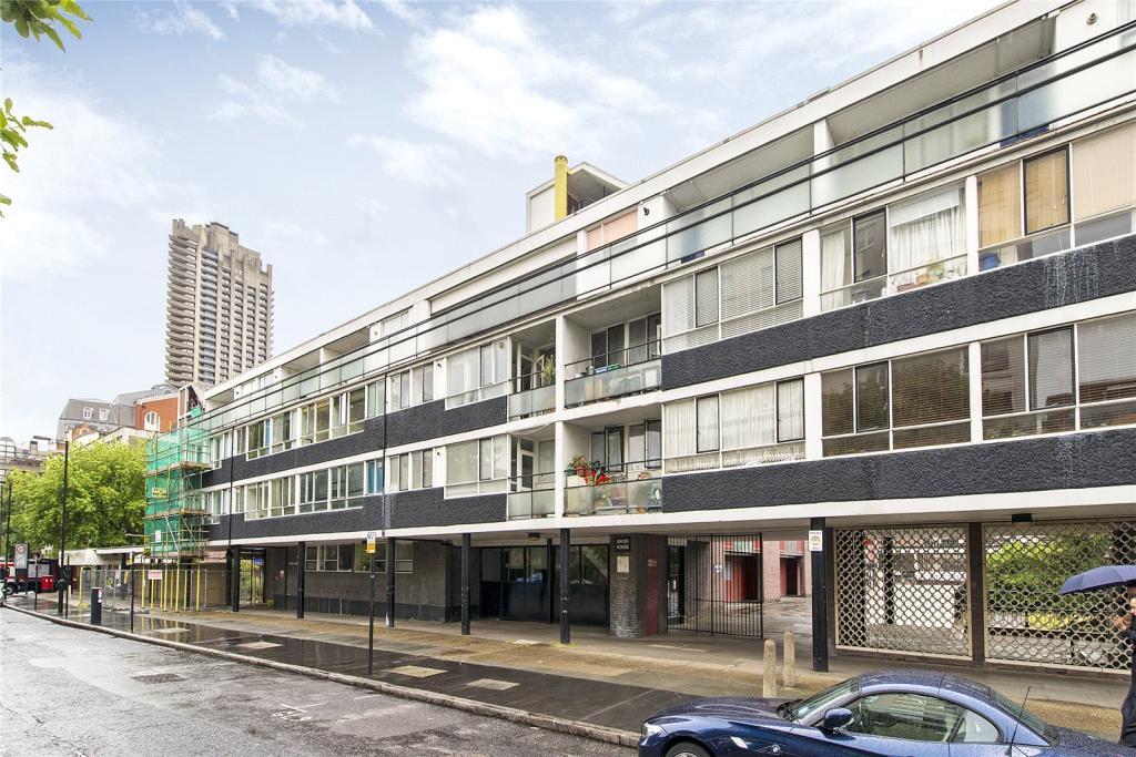 1 Bedroom Apartment To Rent In Stanley Cohen House Golden Lane Estate London Ec1y