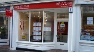 Belvoir, Chesterbranch details