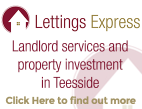 Get brand editions for Lettings Express, Middlesbrough