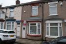 2 bed Terraced property in Pilkington street...