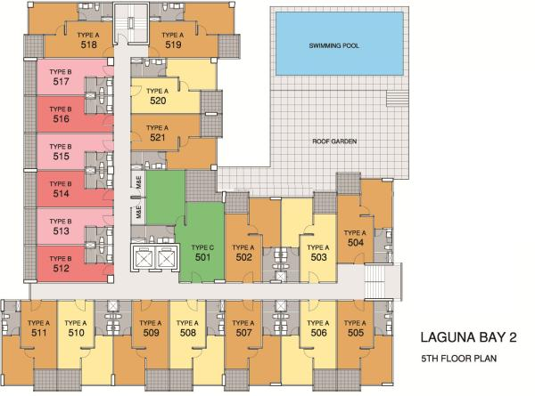 Floor Plan 5th