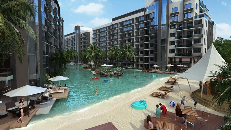 Pattaya new Studio apartment for sale