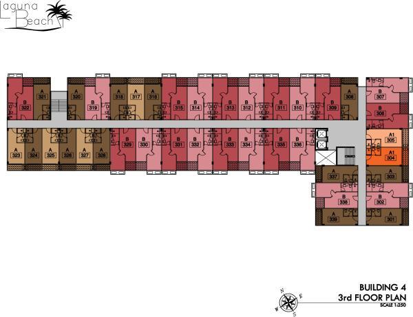 3rd Floor Building D