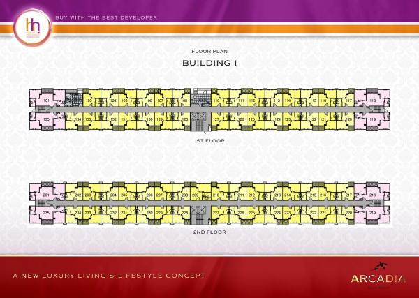 Floor Plan 2nd