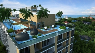 1 bedroom Apartment for sale in Pattaya