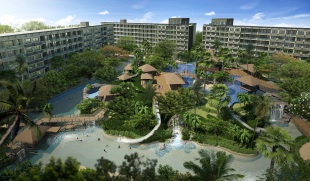 1 bedroom new Studio flat for sale in Pattaya