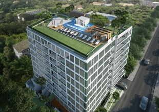 Studio flat for sale in Pattaya