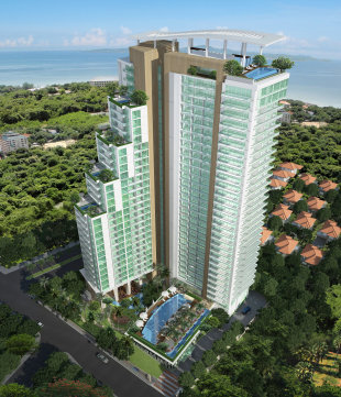 1 bedroom Apartment in Pattaya