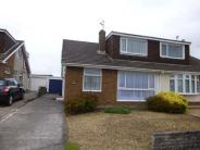 Semi-Detached Bungalow for sale in Hawkhurst Court...