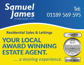 Get brand editions for Samuel James Properties, Reading