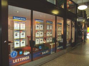Samuel James Properties, Readingbranch details