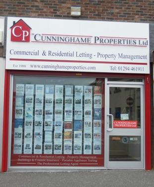 Cunninghame Properties Ltd, Saltcoatsbranch details