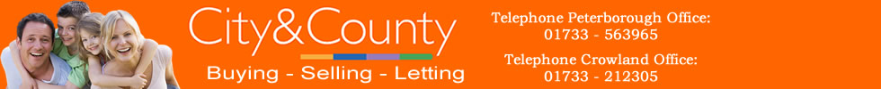 Get brand editions for City & County (UK) Ltd, Peterborough - Lettings
