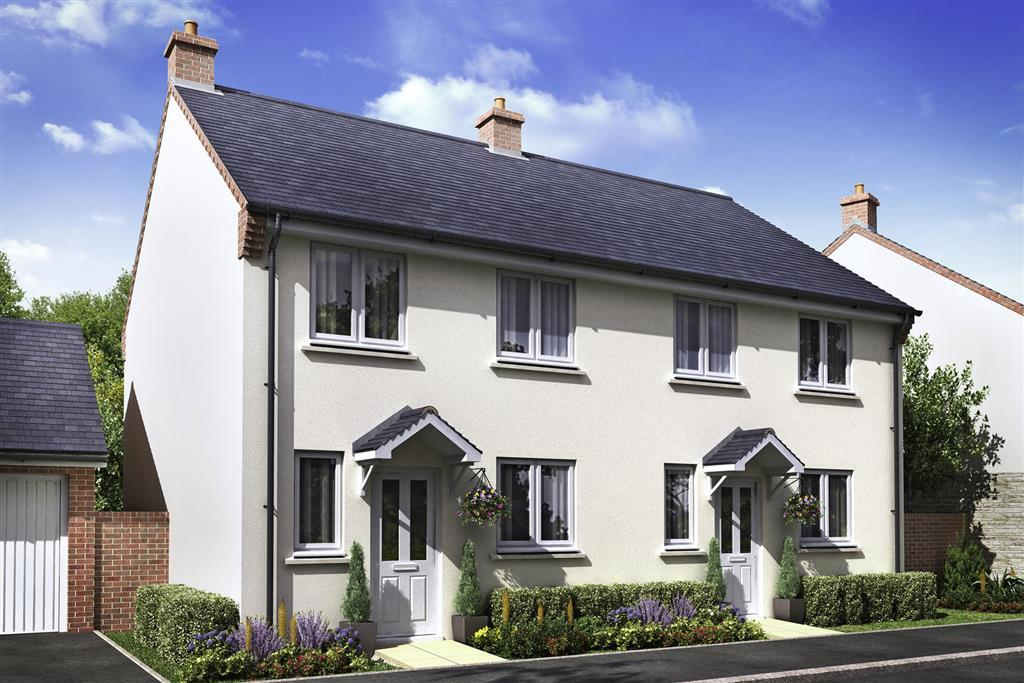 Artists impression of a typical Chichester home
