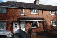 Terraced property for sale in Moorfields, STAFFORD...