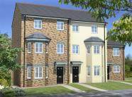 4 bed new development for sale in The Old Creamery  White...