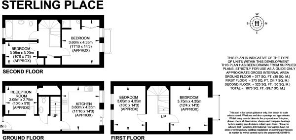 4 Bed House Sterl...