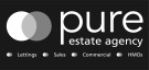Pure Estate Agency, Commercial logo