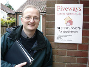 Fiveways Letting Agency, Norwichbranch details