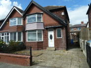 3 bed semi detached property to rent in Dorchester Road, Swinton...
