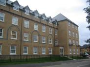 Flat to rent in Bowsher Court, Ware