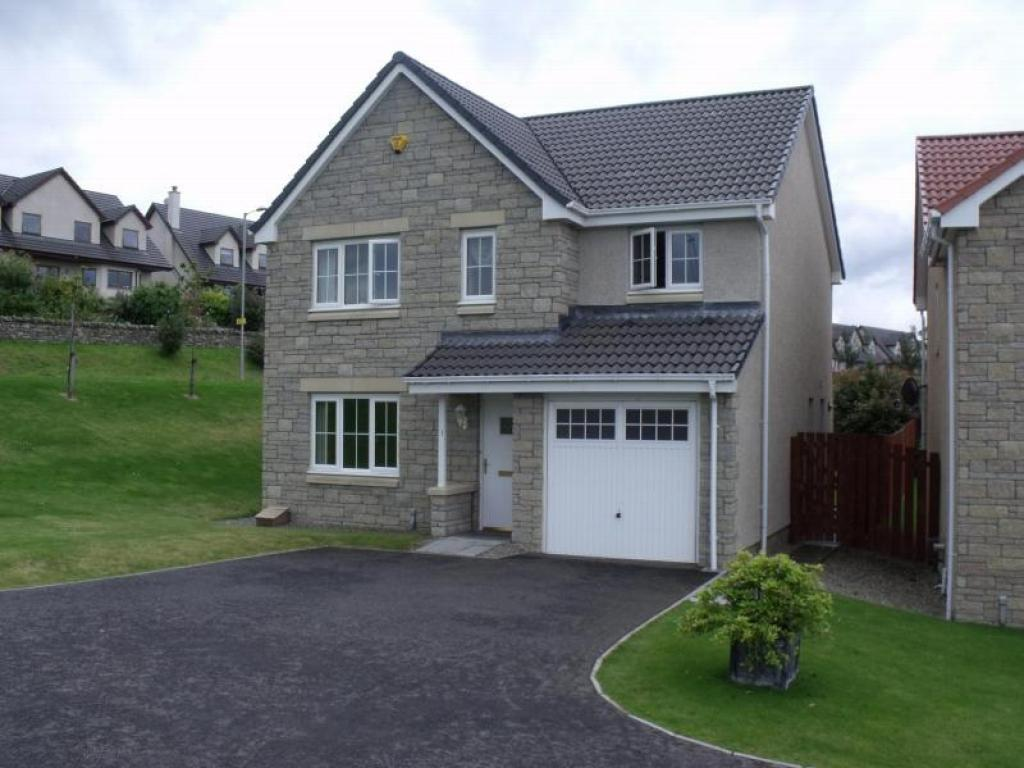 4 Bedroom House To Rent In Woodlands Way Westhill