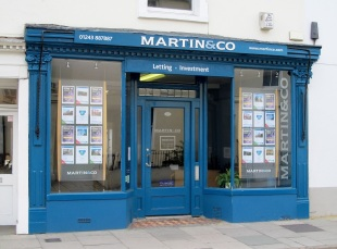 Martin & Co, Chichester - Lettings & Salesbranch details
