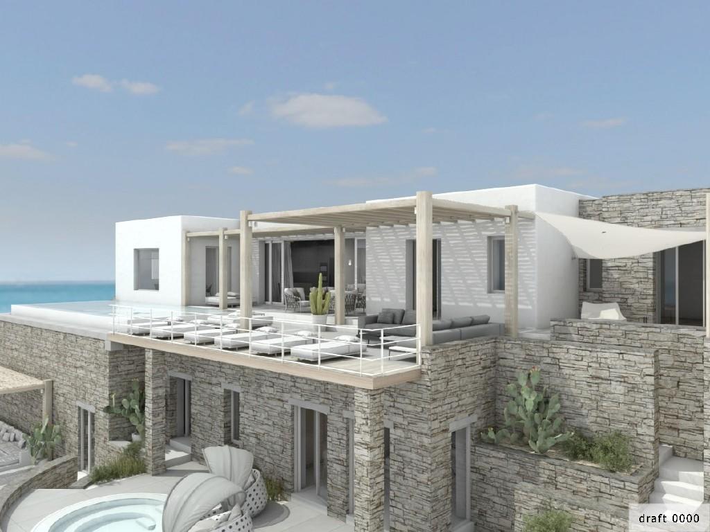 new development for sale in Agios Lazaros, Mykonos...