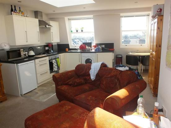 One Bedroom Top Floor Flat