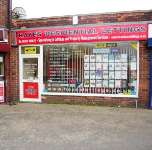 Hayes Residential Lettings , Armthorpebranch details
