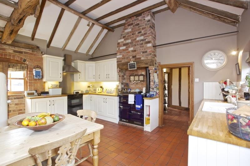 3 Bedroom Barn Conversion For Sale In The Barn Stubby